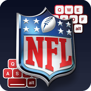 NFL Keyboard Store Icon