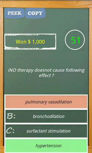 Pediatric Quiz