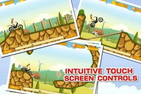 Moto Race Pro -- physics motorcycle racing game 3.59 Cheat screenshots 4