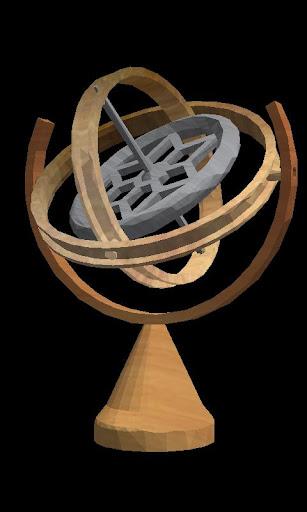 3D Gyroscope Simulation LWP Fr