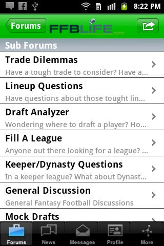 Fantasy Football Expert- screenshot