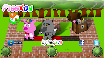 Screenshot of PigsXon