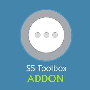 S5 Toolbox Addon