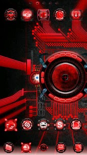 Bionic Live Wallpaper - screenshot thumbnail