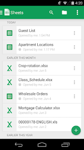 Google Sheets 1.6.502.06 (Arm)