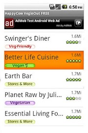 HappyCow Find Vegan Food FREE Screenshot 18