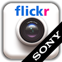 Sony on Flickr icon