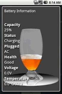 Free Beer Battery Widget- screenshot thumbnail