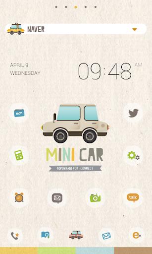 Minicar dodol launcher theme