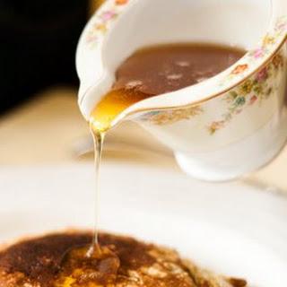 Grand Marnier Syrup.