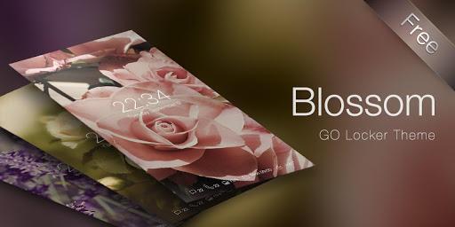 FREE Blossom GO Locker Theme