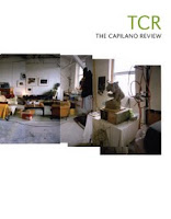 The Capilano Review - Front Cover - Fall 2008
