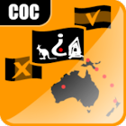 Capitales-Oceania icon