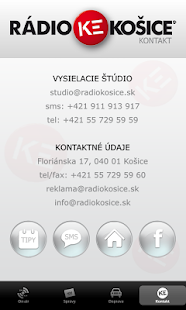 Radio Kosice- screenshot thumbnail