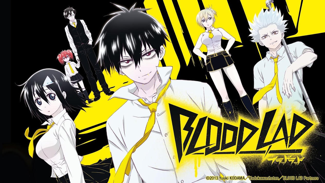 Blood lad the complete series english dub movies amp tv on google