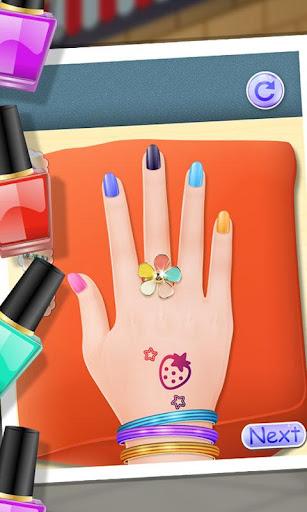 Nail Makeover - Girls Games 1.0.6 screenshots 2