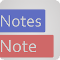 NotesNote List of ToDo icon
