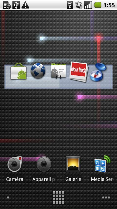 Switcher Widget Plus - screenshot