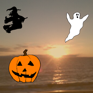 Go more links apk Halloween Live Wallpaper  for HTC one M9