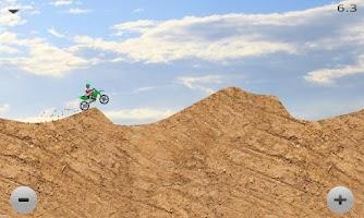 Screenshot of Motocross Masters