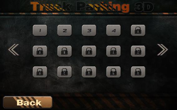 Real Truck Parking 3D apk screenshot