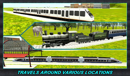 Real Train Driver Simulator 3D 1.0.3 screenshot 110735