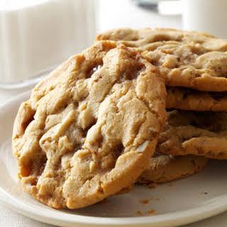 Double Butterscotch Cookies.