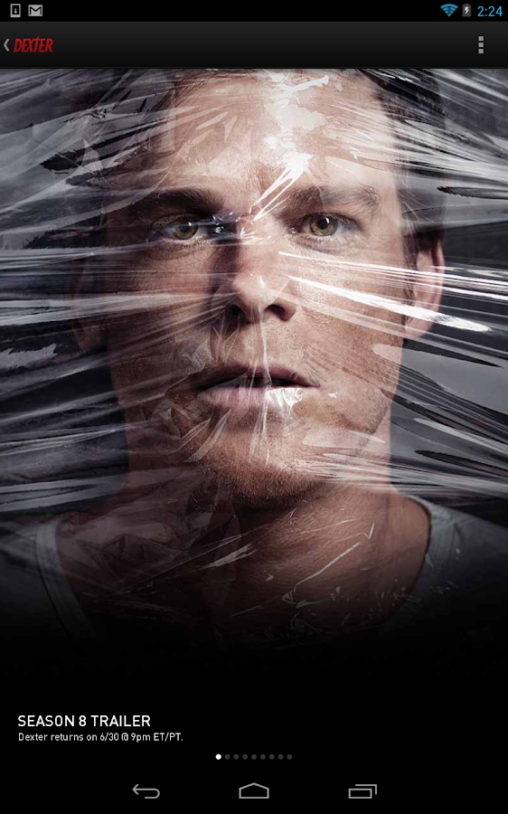 Dexter - screenshot