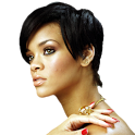 Tims Rihanna Hairstyles icon