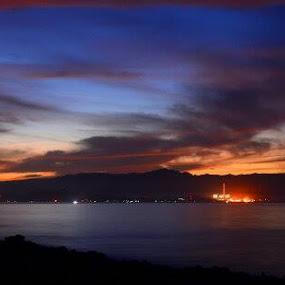 My Sunrise by Dwi Ratna Miranti - Landscapes Sunsets & Sunrises