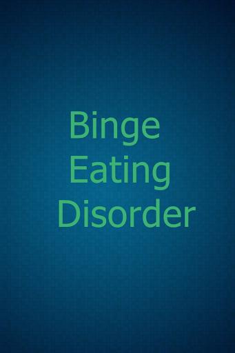 【免費書籍App】Binge Eating Disorder-APP點子