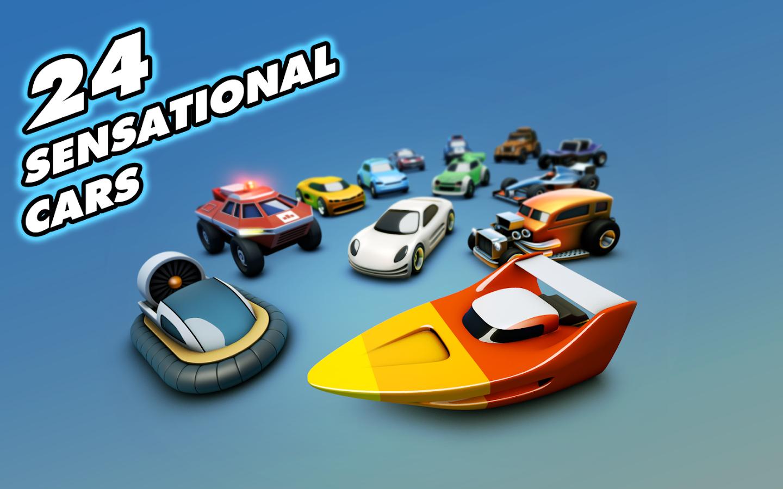 Groove Racer- screenshot