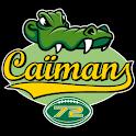 Caimans 72 logo
