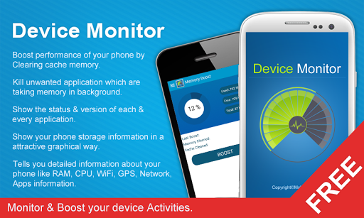 ZTE Blade - Nubia Device Monitor & Booster version1.21 APK ...