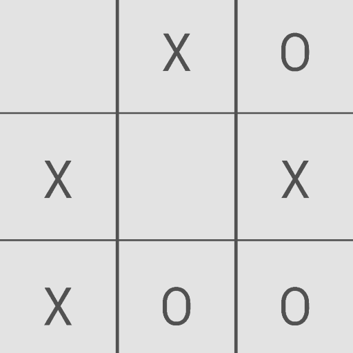 Tic Tac Toe - Multiple sizes! LOGO-APP點子