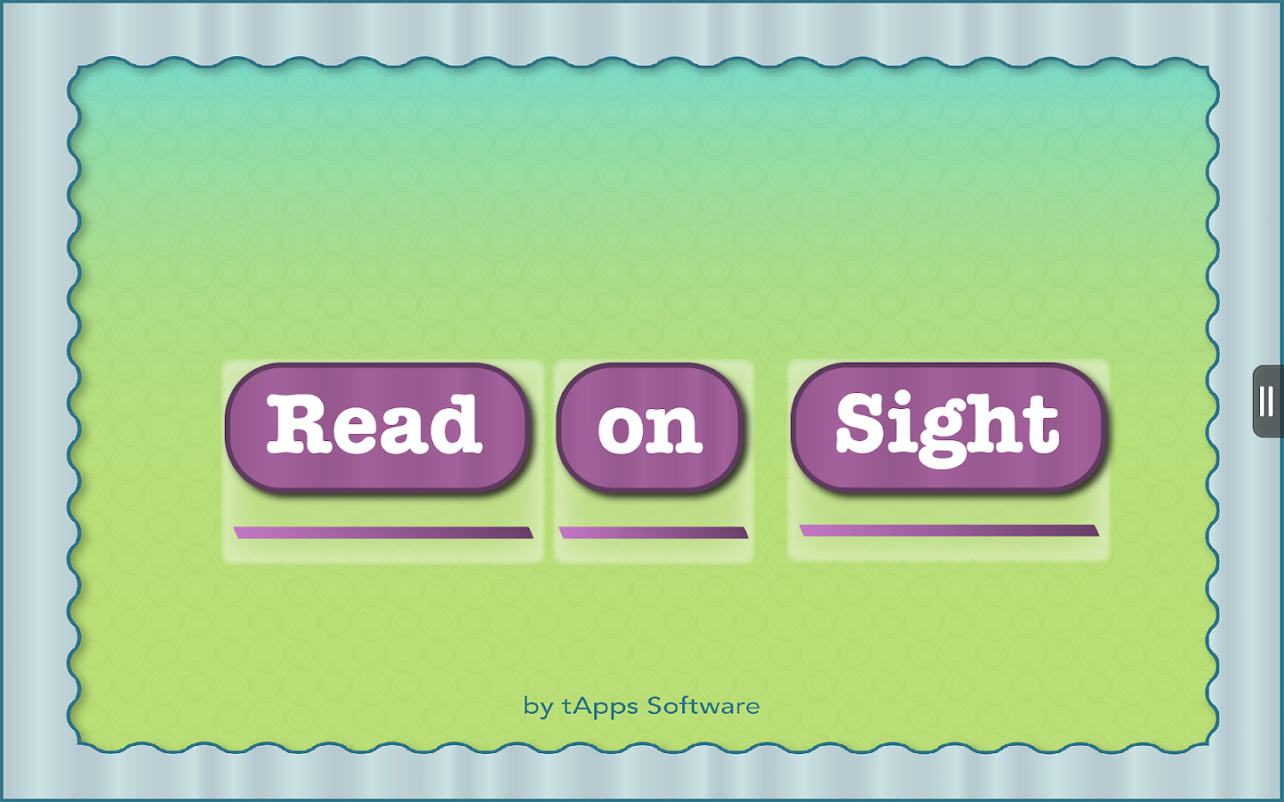Read on Sight- screenshot