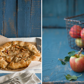 Brown Butter Apple Galette