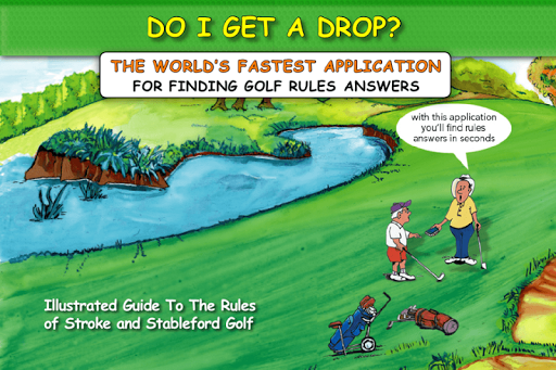 Do I Get A Drop Golf Rules