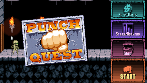 Punch Quest (Infinite Punchos/Gold/Energy)