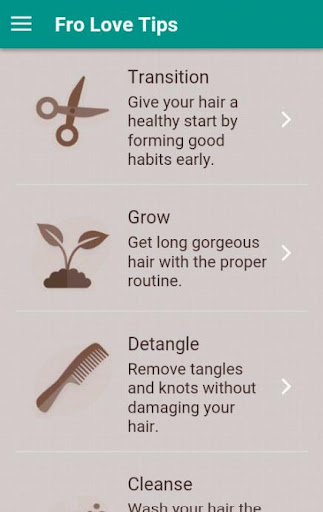 Natural Hair Tips Fro Love
