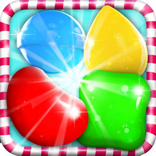 糖果飛濺 - Candy Splash 休閒 App LOGO-APP試玩
