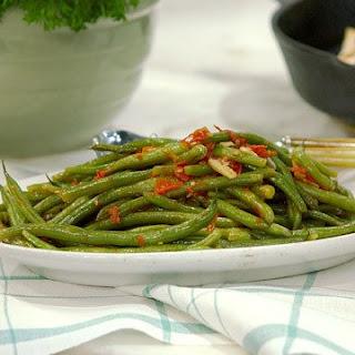 Neapolitan String Beans.