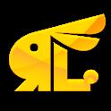 Rabbit Launcher 3D Home Theme icon
