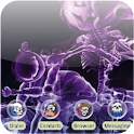 Cool Skeleton [SQTheme] ADW logo