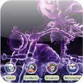 Cool Skeleton [SQTheme] ADW