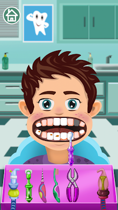Crazy Little Dentist screenshot
