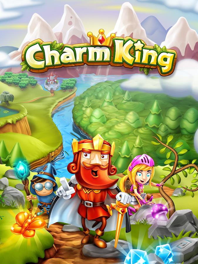 Charm King Spiele