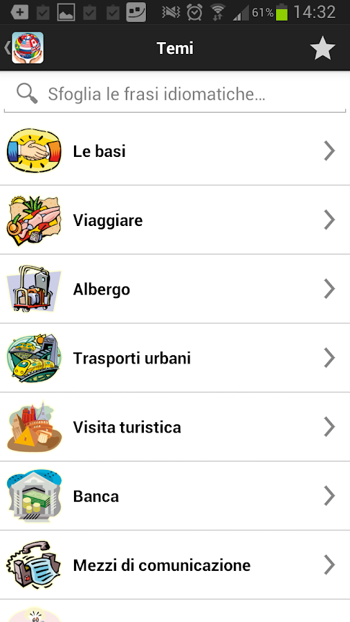 Interprete da viaggio- screenshot