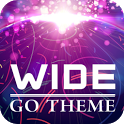 WIDE Theme GO Launcher EX icon