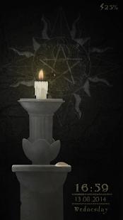 Candle Seal Live Locker Theme